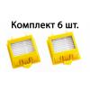 Комплект 6 HEPA-фильтров для Roomba 700 серии